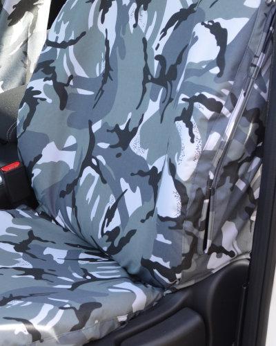 Navara NP300 Camo Seat Cover