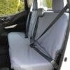 Navara NP300 Rear Seat Cover