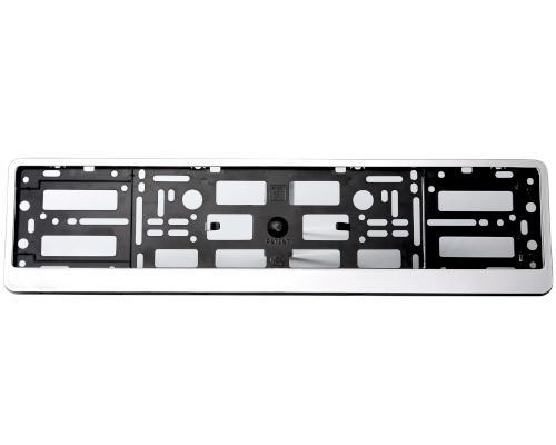 Vehicle Number Plate Holder - Chromed