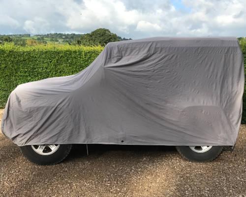 Waterproof Outdoor SUV Cover