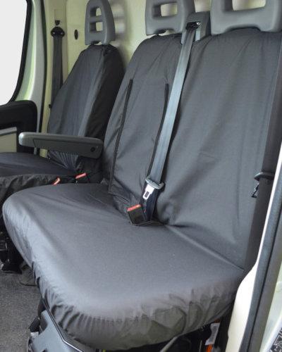 Peugeot Boxer Van Seat Covers