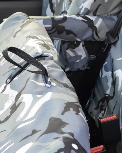 Peugeot Expert Dual Passenger Bench Seat Cover