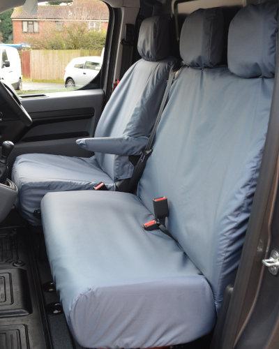 Peugeot Expert Van Passenger Seat Cover