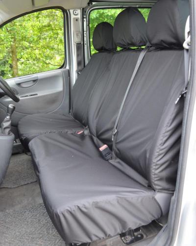Peugeot Expert Seat Covers