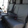Peugeot Expert Black Waterproof Seat Covers