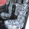 Peugeot Partner Camo Seat Covers