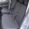 Peugeot Partner Van Seat Covers - Black