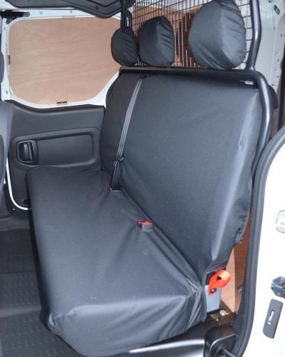 Peugeot Partner Back Seat Covers