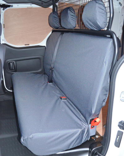 Peugeot Partner Rear Bench Seat Covers