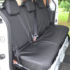 Peugeot Partner Split Rear Seat Covers