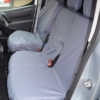 Peugeot Partner Grey Seat Covers