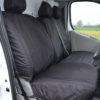 Renault Trafic Black Seat Covers