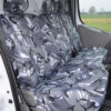 Renault Trafic Camo Seat Covers