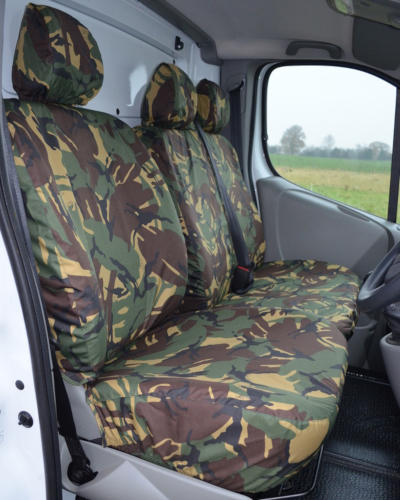 Renault Trafic Front Seat Covers