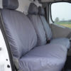 Renault Trafic Grey Seat Covers