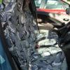 Renault Zoe Camo Seat Covers