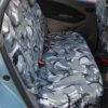 Renault Zoe Rear Seat Covers