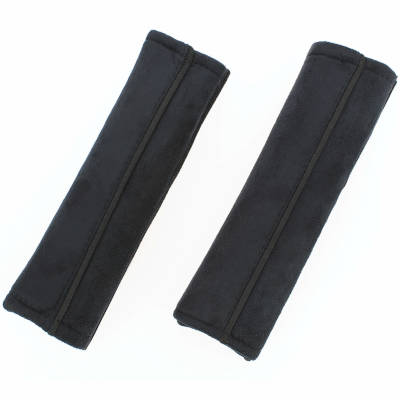 Seat Belt Pads - Black