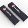 Seat Belt Pads with Vauxhall logo