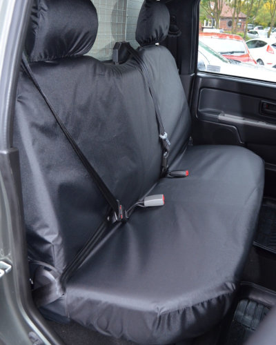 Isuzu Rodeo Pick-Up Truck Tailored Rear Seat Cover