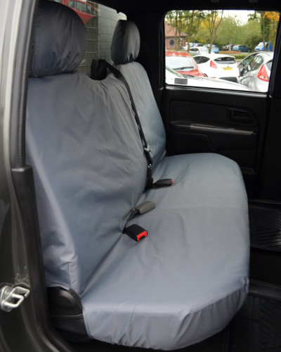 Isuzu Rodeo Double Cab Rear Seat Cover