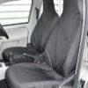 SEAT Mii Black Seat Covers