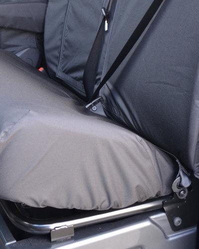 Sprinter Mk2 Seat Covers - Storage Under Passenger Seat