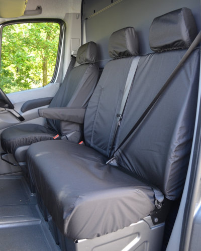 Waterproof Seat Covers - Mercedes Sprinter Mk2 Van
