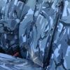Sprinter Van Seat Covers - Camo Passenger