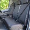 Sprinter Van Black Seat Covers