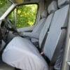 Sprinter Van Seat Covers - Grey Passenger