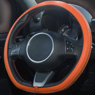 Steering Wheel Cover - Orange
