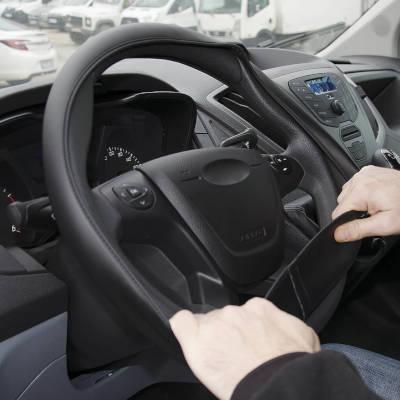 Steering Wheel Cover for Transit Van