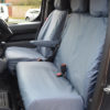 Toyota Proace Bench Seat Cover - Grey