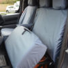 Toyota Proace Grey Seat Cover - Lift Up Bench