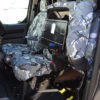 Toyota Proace Seat Covers - Lift Up Seat