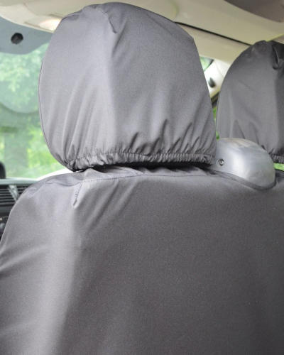 Toyota Proace Black Seat Covers
