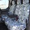 Toyota Proace Camo Seat Covers