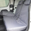 Ford Transit Connect Mk1 Van - Rear Grey Seat Covers