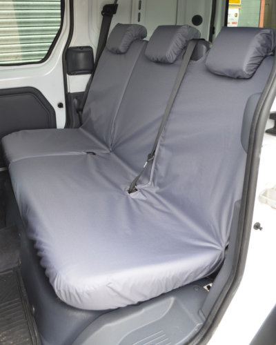 Ford Transit Connect Van Mk1 Rear Seat Covers - Grey
