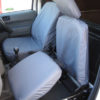 Ford Transit Connect Van Mk1 Front Seat Covers - Grey