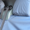 Ford Transit Mk6 to Mk7 Grey Rear Seat Cover