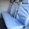Ford Transit Van mk6 to mk7 - 2nd Row Grey Seat Cover