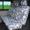 Transporter Kombi Camo Rear Seat Covers