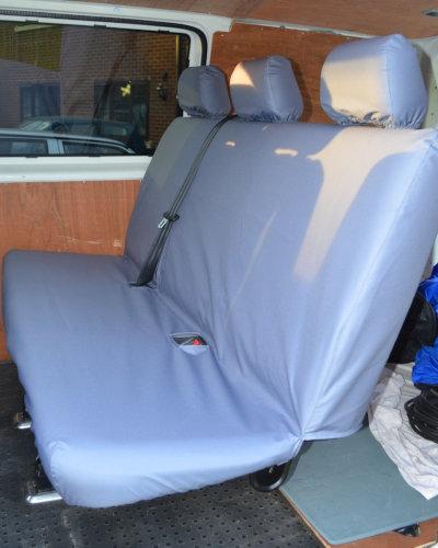 Transporter Kombi Rear Bench Seat Cover