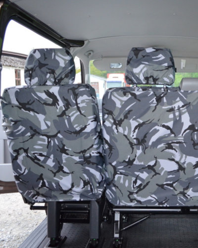 Transporter Kombi Split Rear Seat Cover