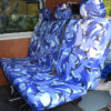 VW Transporter T5 3-Seater Rear Seat Cover