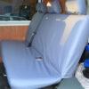 VW Transporter T5 Triple Rear Seat Cover