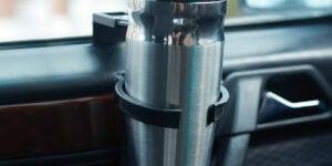 Travel Mug with Cup Holder