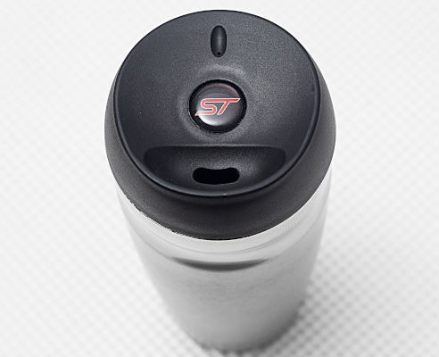Travel Mug with Ford ST logo